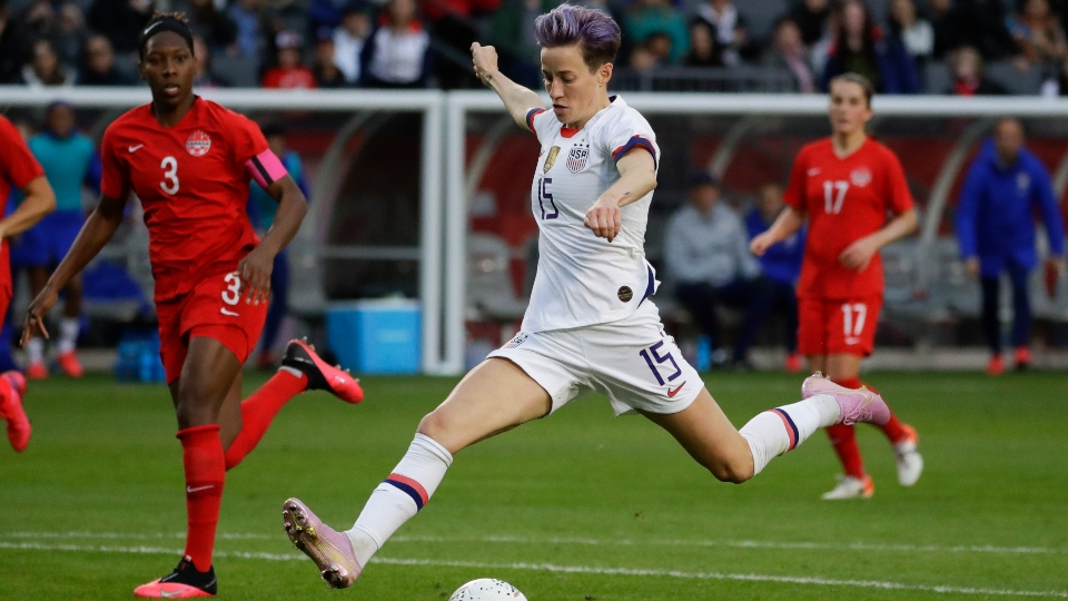 Megan Rapinoe, US Soccer