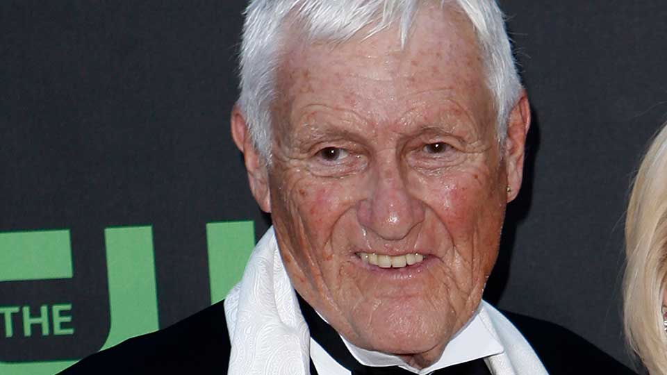 FILE - In this file photo dated Sunday Aug. 30, 2009, actor and comedian Orson Bean arrives at the Daytime Emmy Awards in Los Angeles, USA. According to a statement from the Police in Los Angeles Saturday Feb. 8, 2020, Orson Bean was hit and killed by a car in Los Angeles. Bean was 91.
