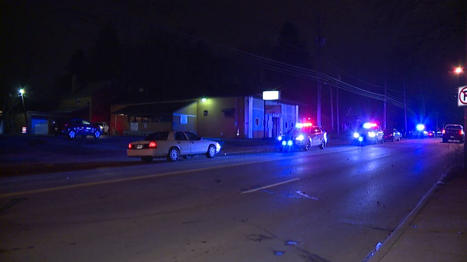 A man was shot and killed on South Ave. in Youngstown.