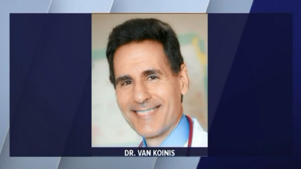 Illinois health officials have issued a notice to families who were patients of Dr. Van Koinis in Evergreen Park.