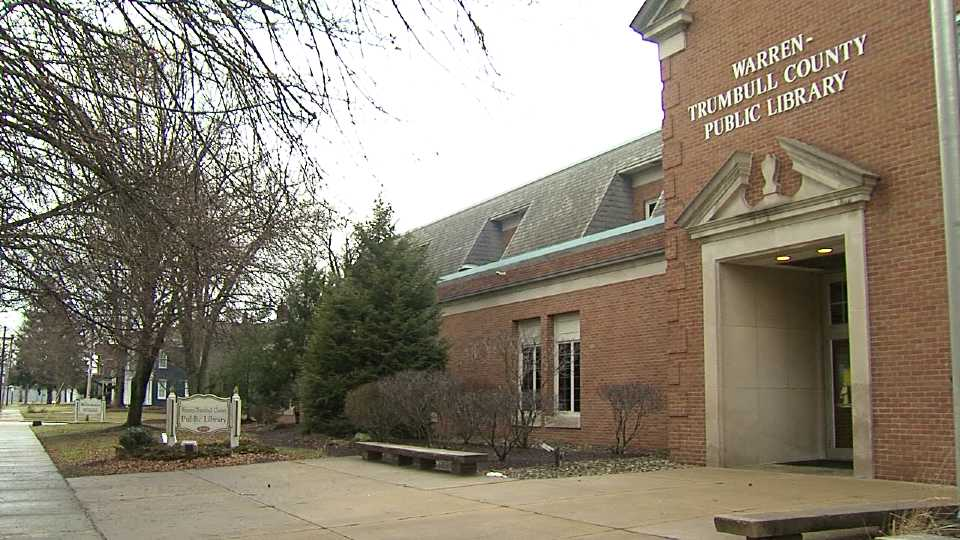 Warren-Trumbull County Public Library, before expansion