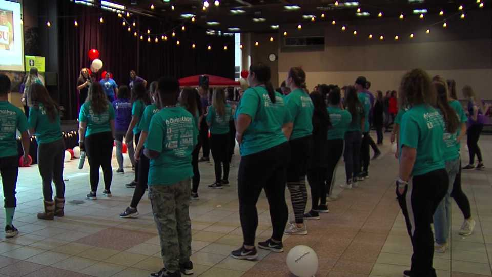 YUS dance marathon to help kids with cancer