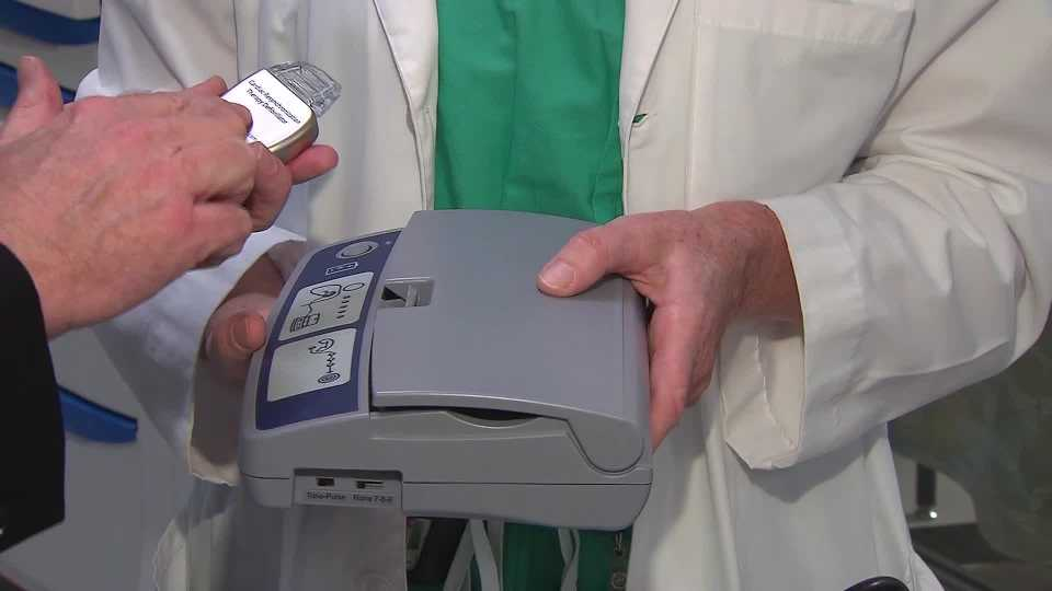Medical devices security concern