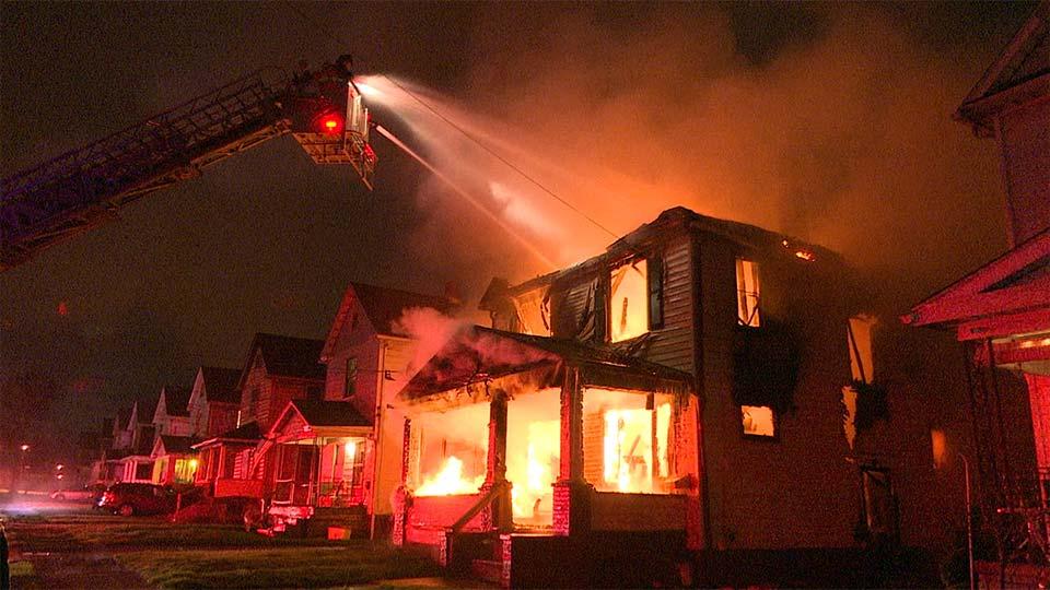Midland Fire 1