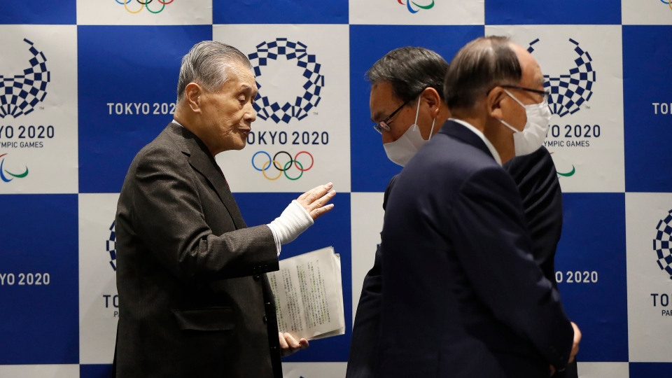 Tokyo Olympics rescheduled for July 23-Aug. 8 in 2021.