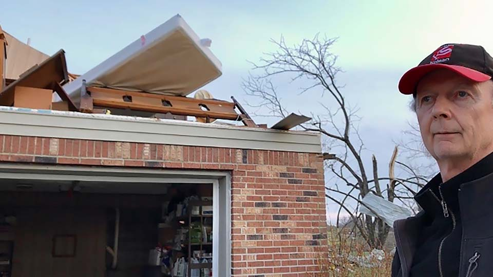Severe weather alert saved Tennessee couple