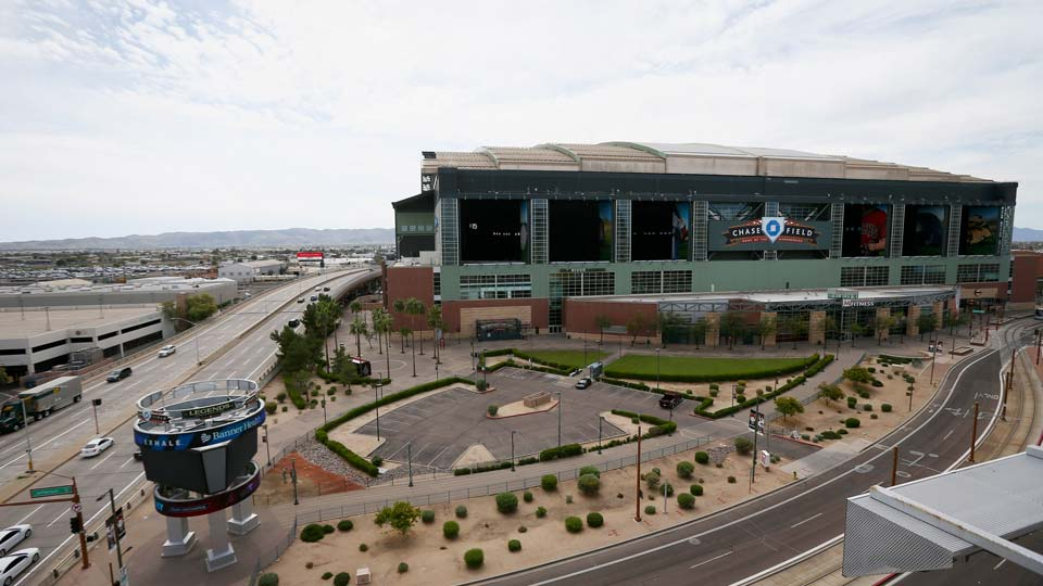 The Arizona Diamondbacks, Chase Field