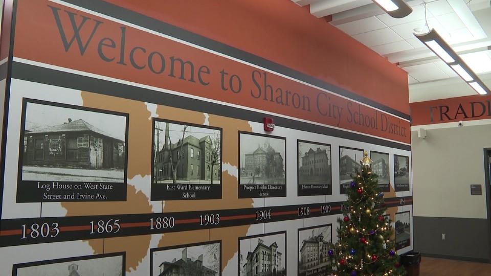 Sharon City School District