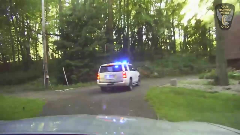 Route 11 chase, Ohio State Highway Patrol