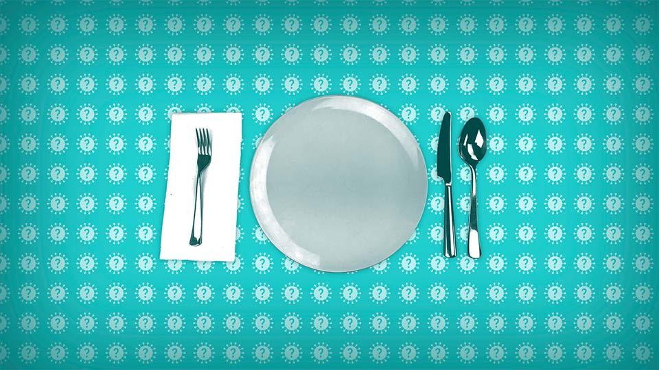 Virus Outbreak Viral Questions Restaurants