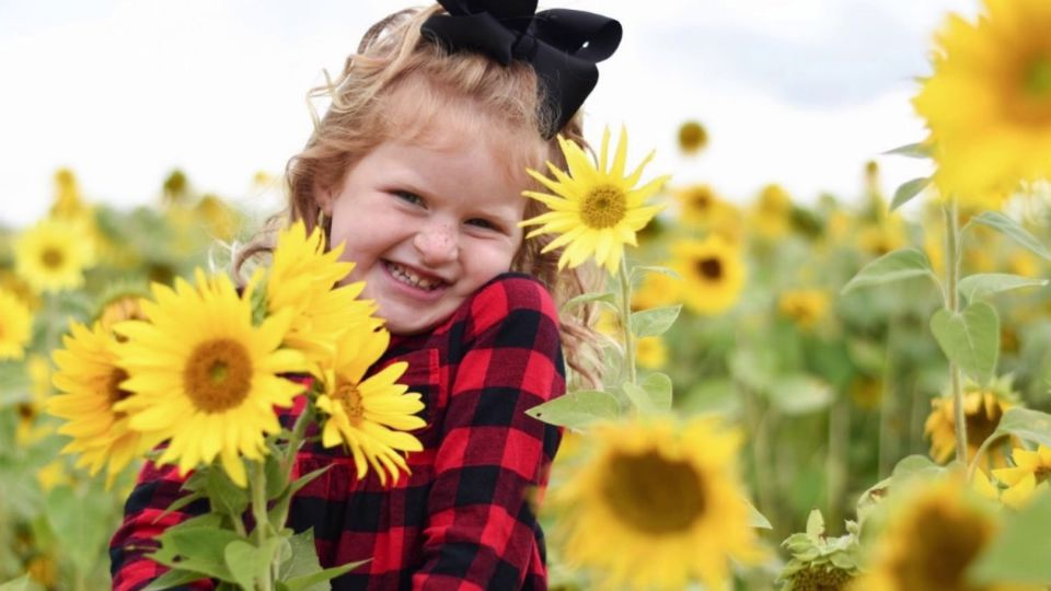 September is childhood cancer awareness month. One Canfield family understands the importance of cancer awareness and support. Their lives changed in the blink of an eye when their four-year-old daughter was up against an impossible diagnosis.