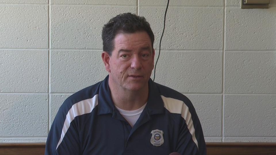 Struthers Police Chief Tim Roddy