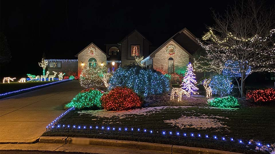 Boardman Christmas Lights