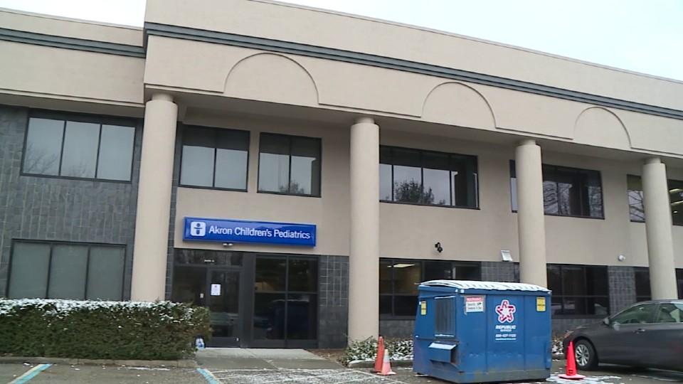 Akron Children's Pediatrics in Liberty new location