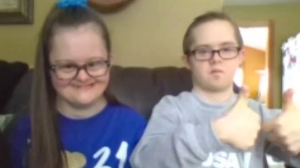 Timmerman, Down syndrome children