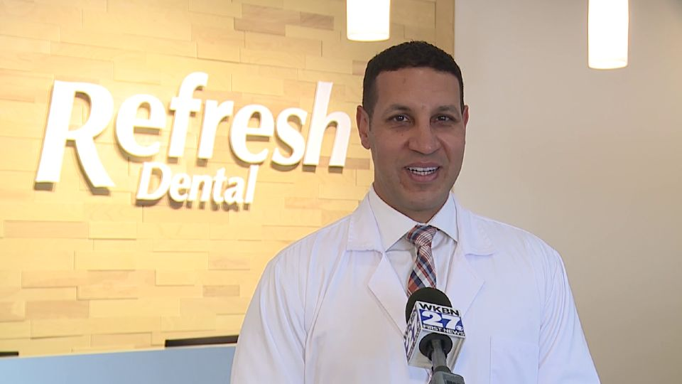 Many people dread going to the dentist, but now the dentist's office is becoming a place to get the COVID-19 vaccine in Pennsylvania.