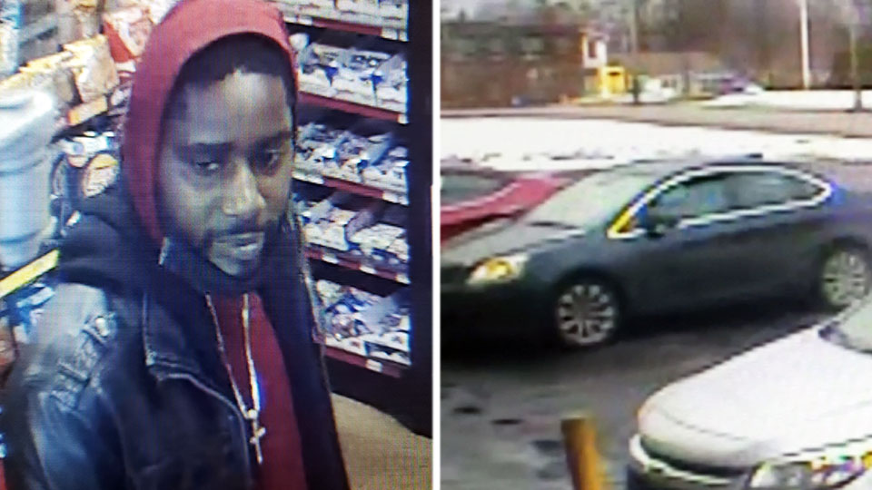 Youngstown Robbery Suspect