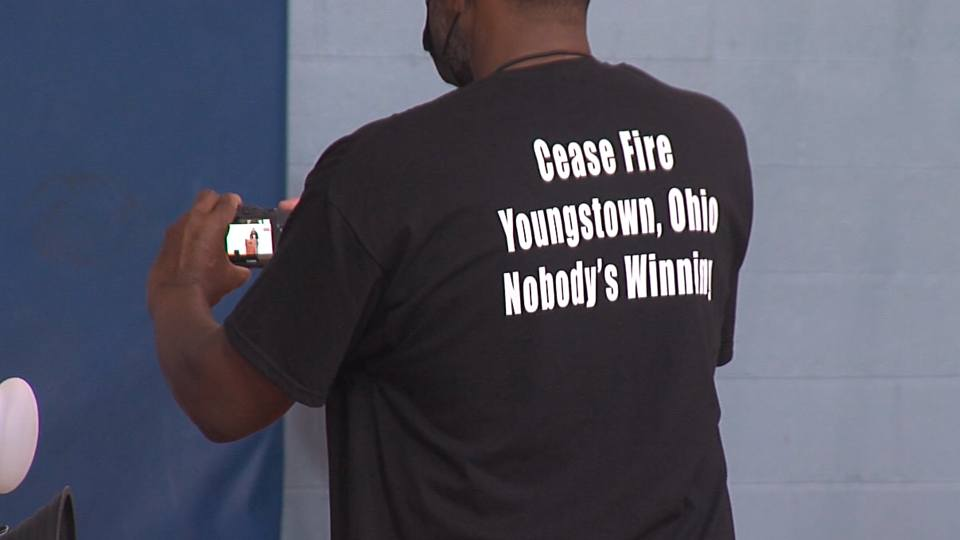 Speakers spoke Saturday who lost loved ones to gun violence at a Youngstown United As One anti violence forum at the Boys and Girls Club of Youngstown