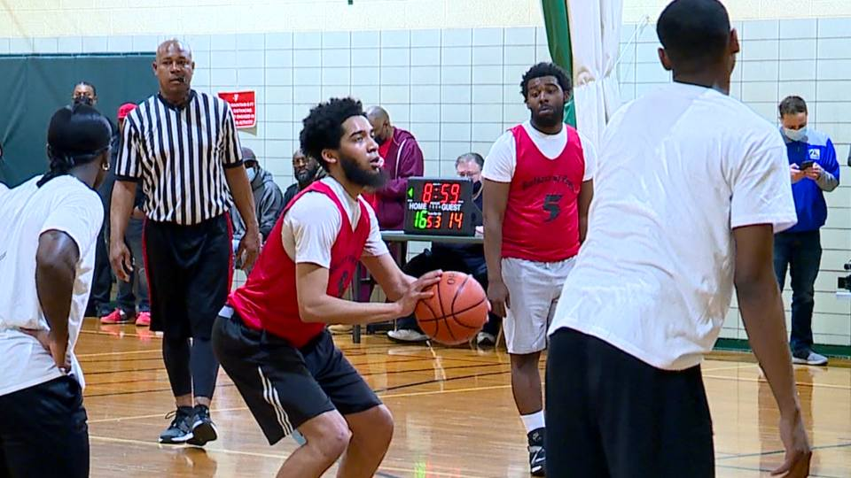 In Youngstown Saturday afternoon, a new basketball group has started at the YMCA as the Respect League officially began its season.