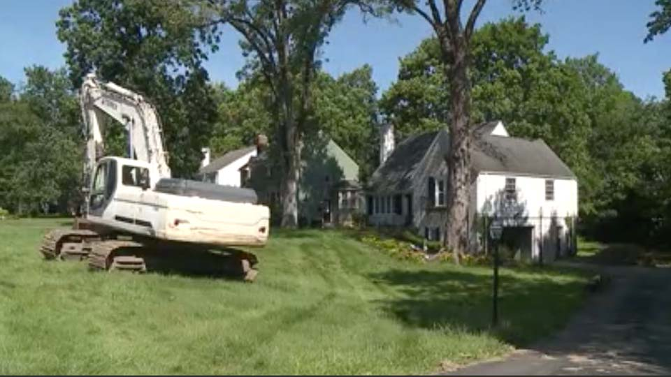 Homes in Boardman are set to be demolished between Market Street and Glenwood Avenue as part of a FEMA project to reduce flooding in the Wildwood and North and South Cadillac neighborhoods