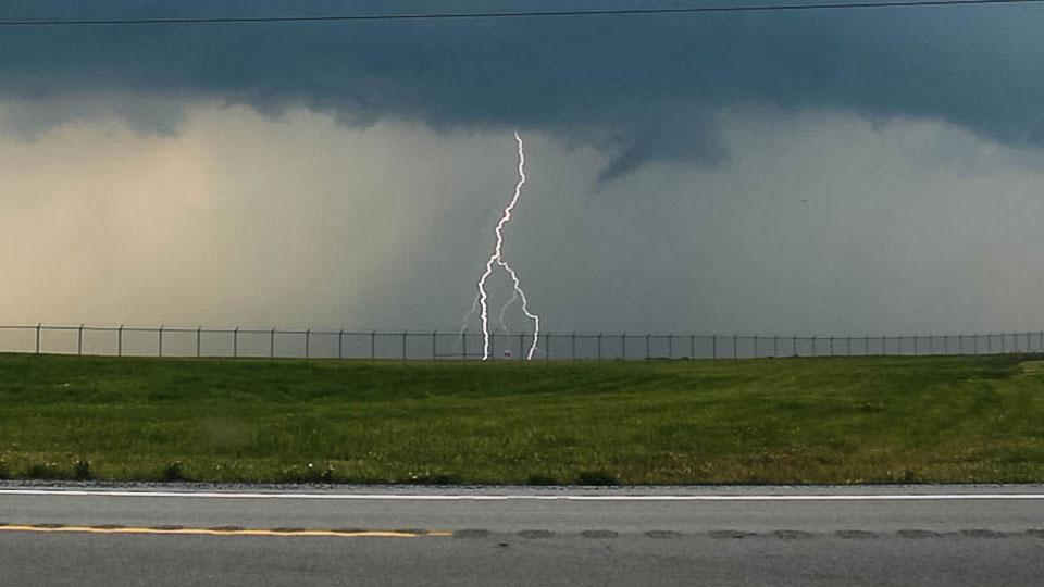 Vienna lightning