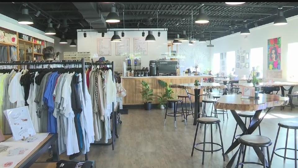 Common Goods Studio in Youngstown
