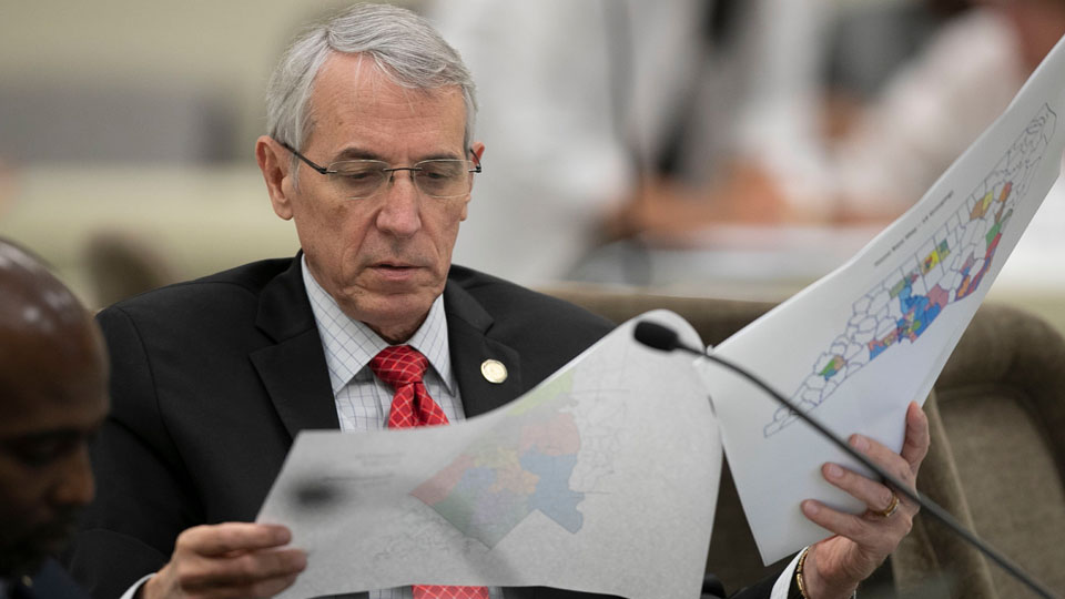 Race-blind redistricting? Democrats incredulous at GOP maps