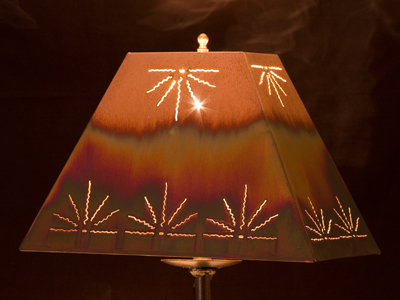 Shade Patterns  W Kohler Lamp Company Handcrafted