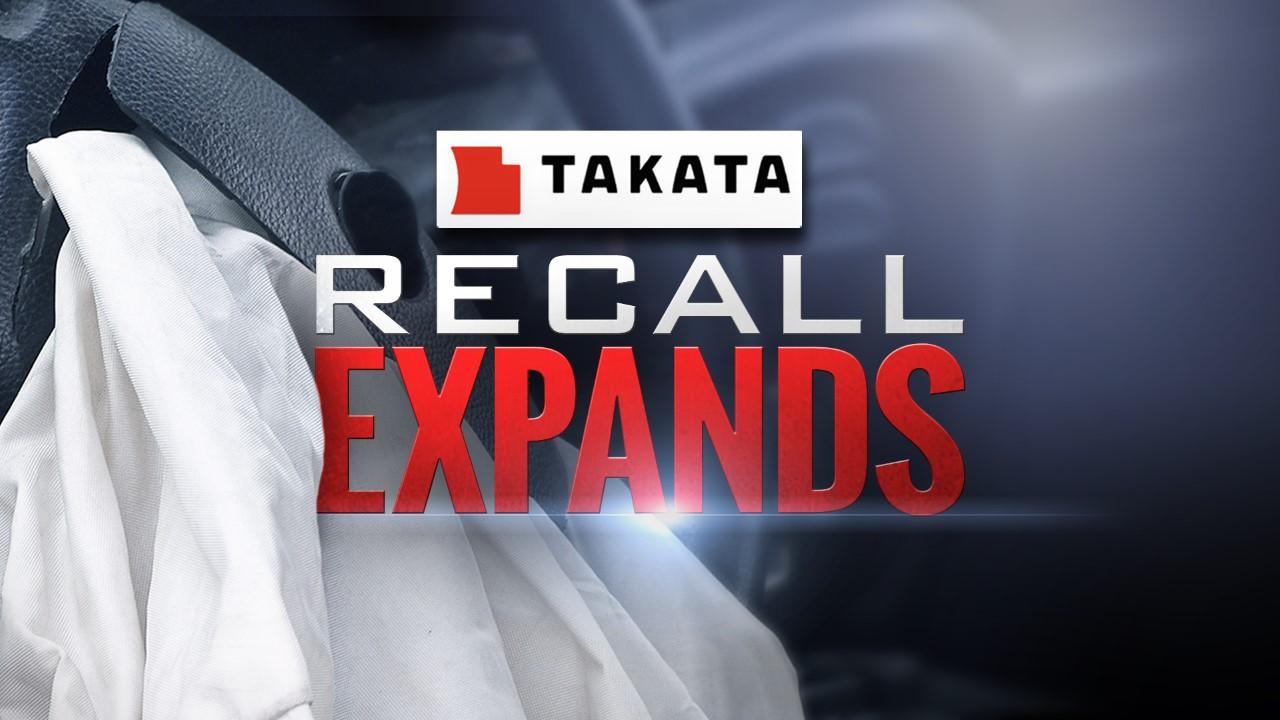 Takata Airbag Recall Expands_190907