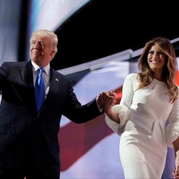 Melania Trump,Donald Trump_222322