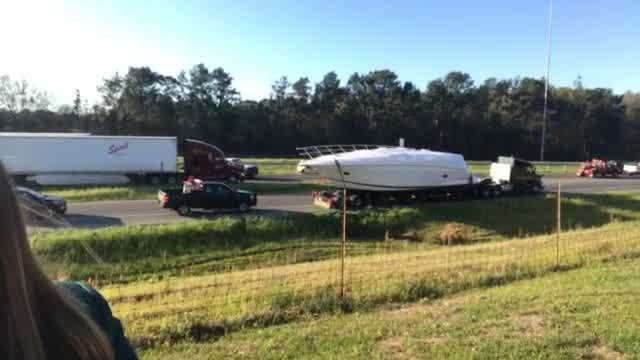 Florida Teenager Dies Following Grand Bay Crash