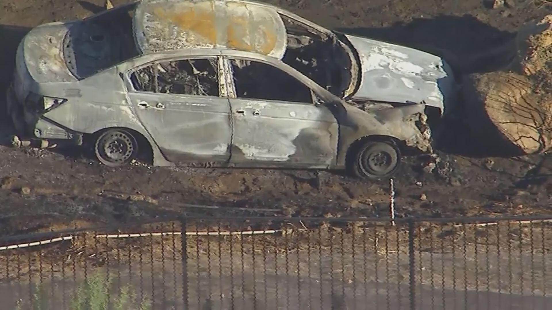 CAR CHASE CRASH_384921