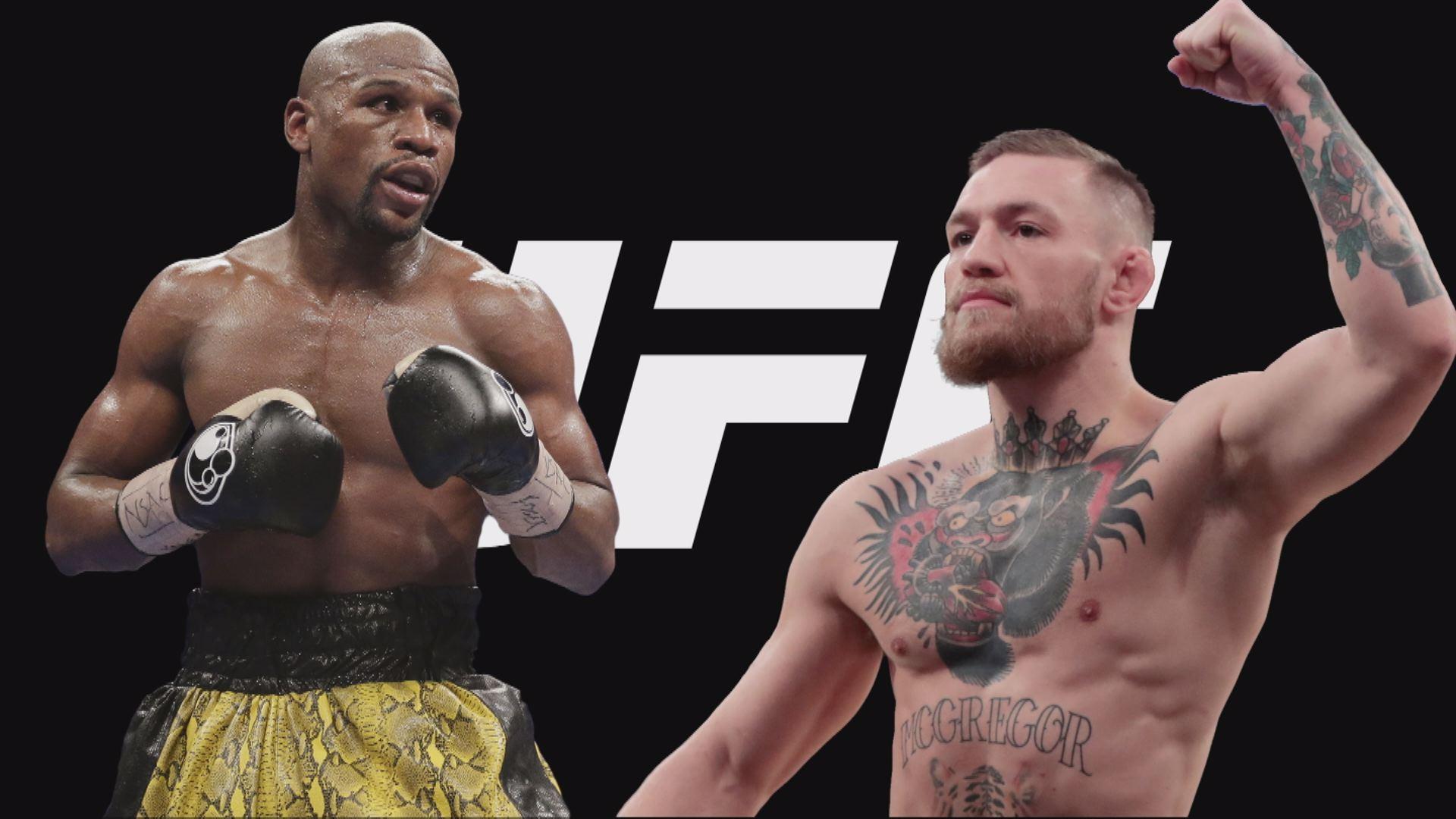 UFC MAYWEATHER MCGREGOR_393648