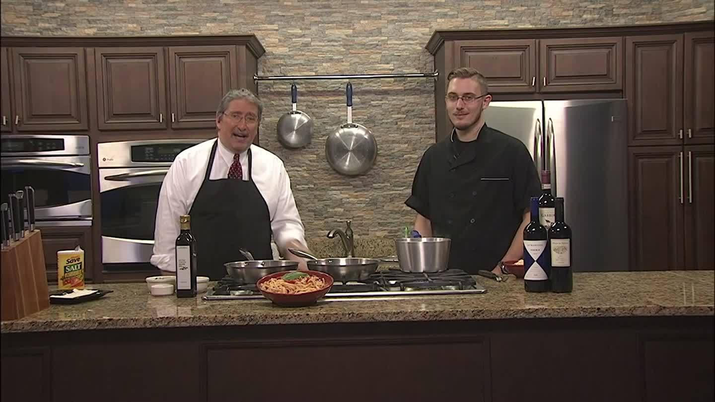 Cooking with John: Carrabba's Italian Grill