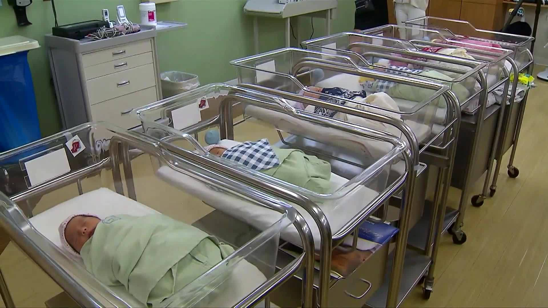 48 babies born in 41 hours at Texas hospital