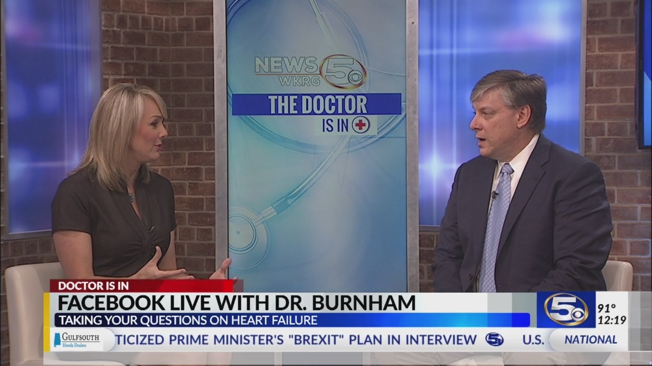 The Doctor is In: What is heart failure?