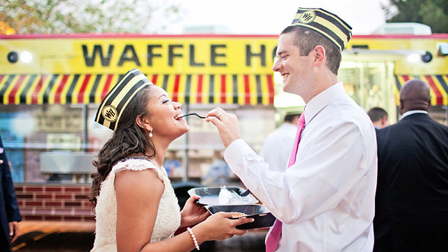 Waffle House Catering