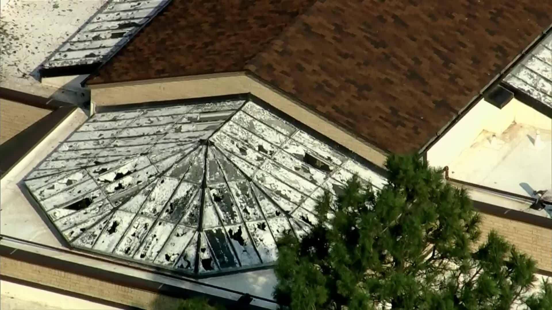 Colorado zoo closed after hail storm injures 5, kills birds