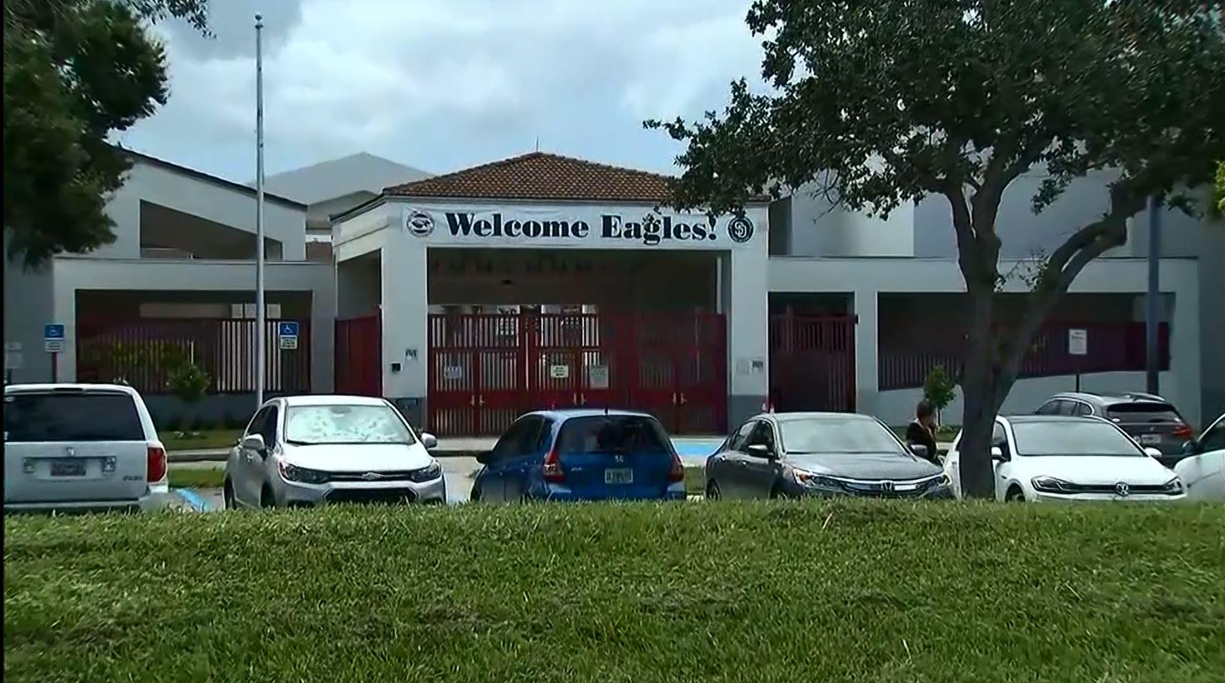 Students return to Stoneman Douglas High School for new school year