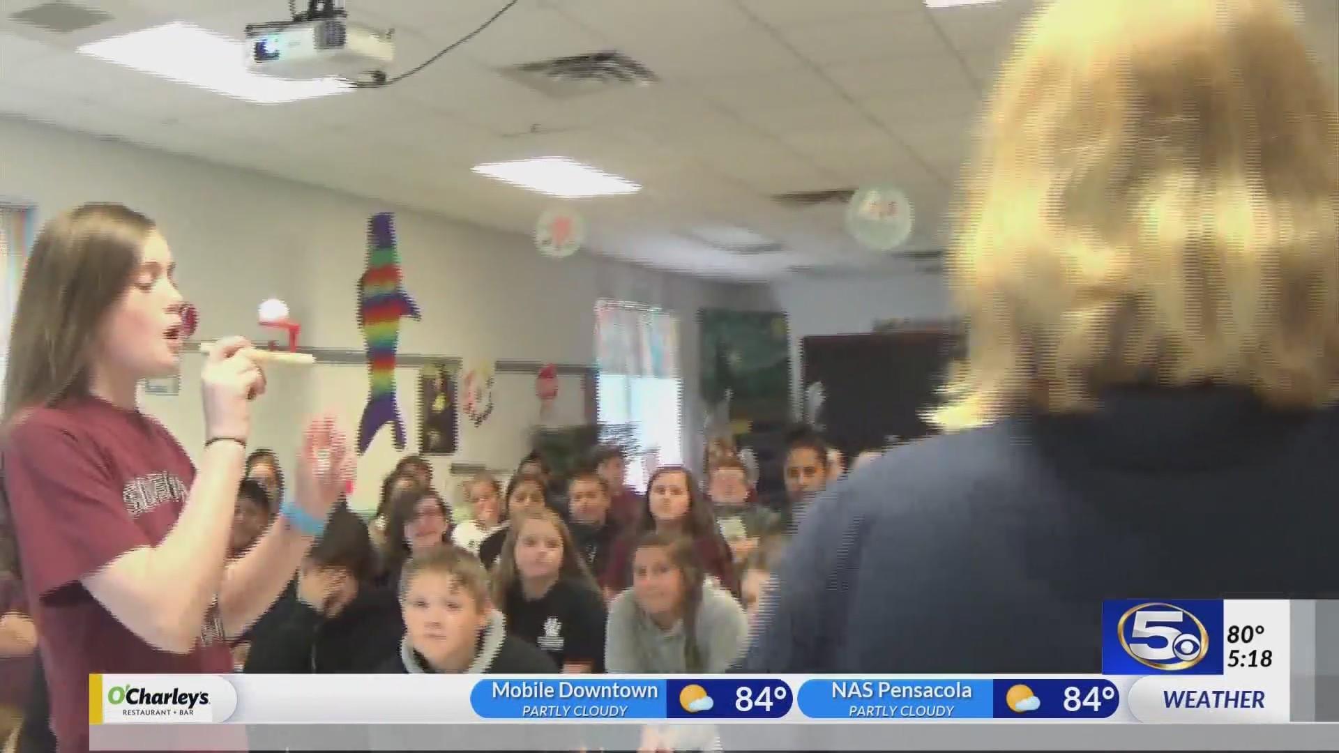 Silverhill Elementary Sixth Grade