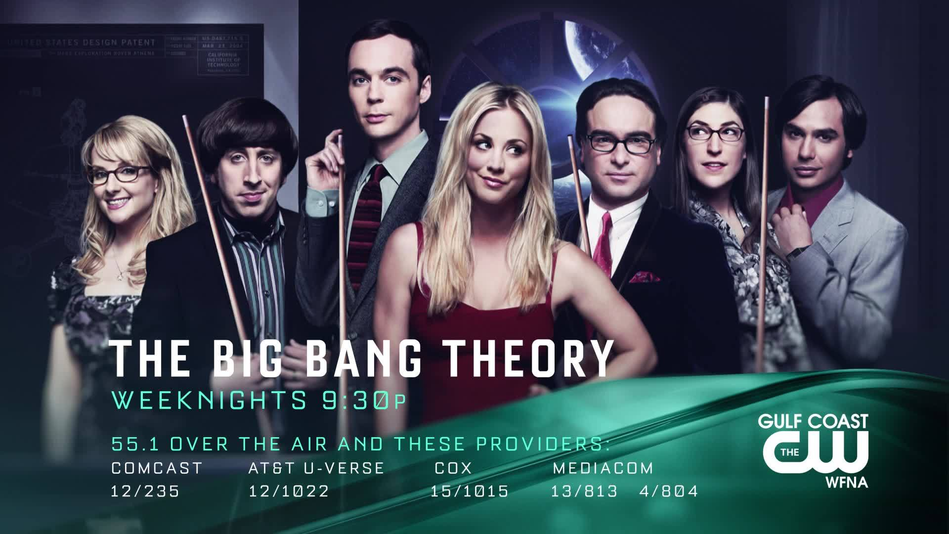 Big Bang Theory | GCCW Song