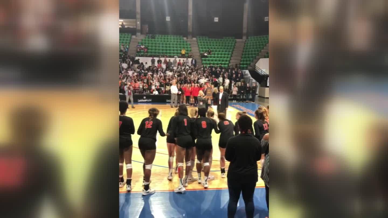 McGill-Toolen wins 7A volleyball title