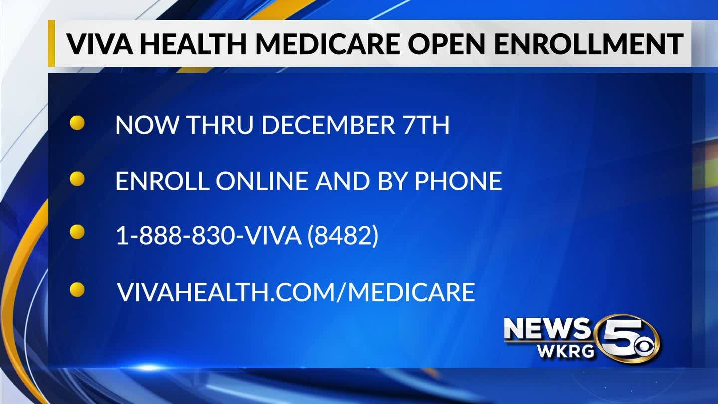 Viva Health Medicare Open Enrollment for 2019