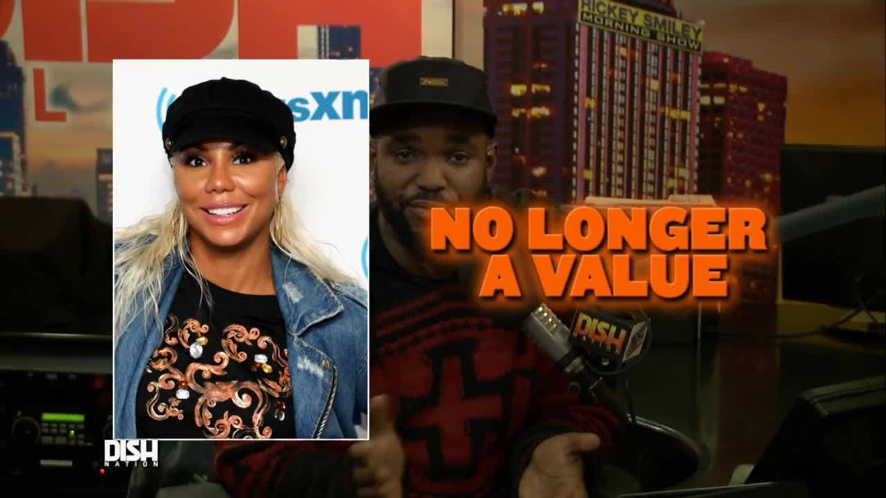 Dish Nation News: Tamar Braxton Exposes Truth About The 'Braxton Family Values