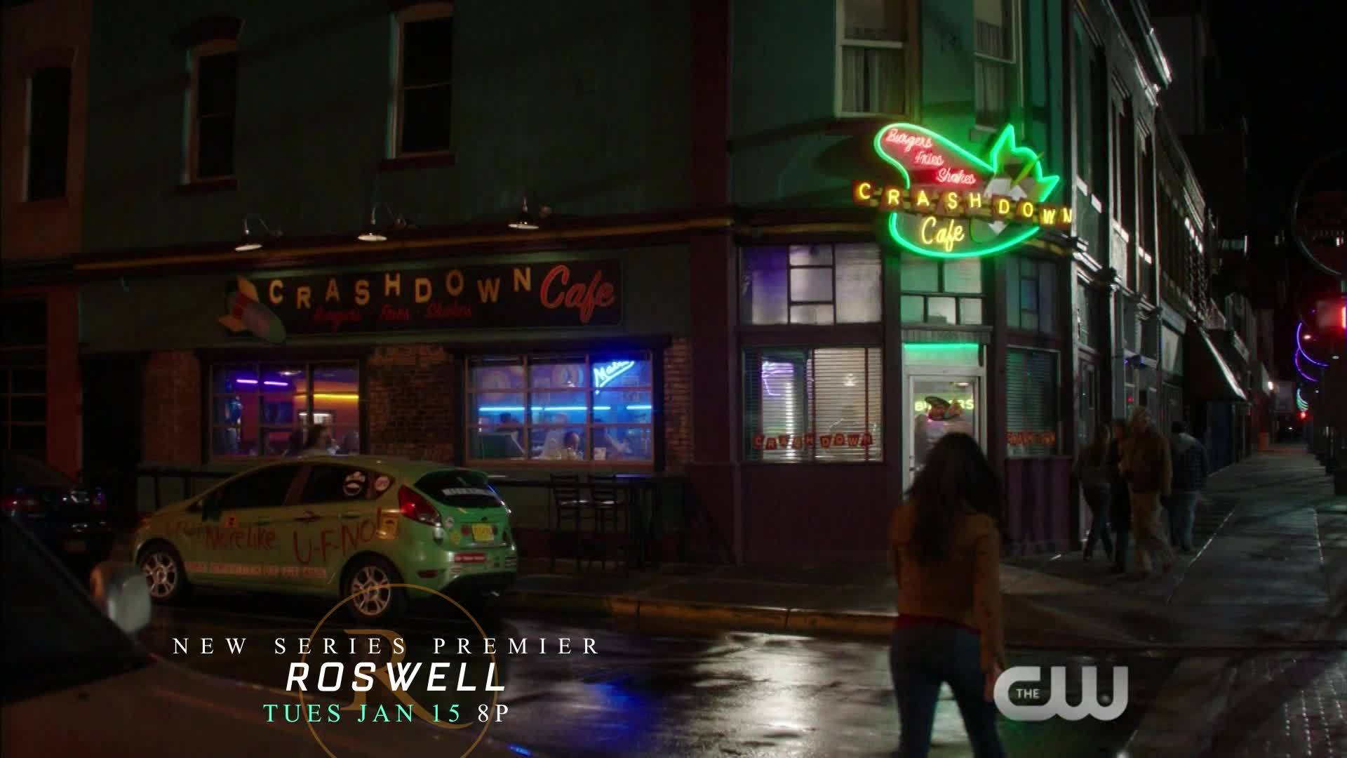 Roswell, New Mexico | Legend Trailer | The Gulf Coast CW