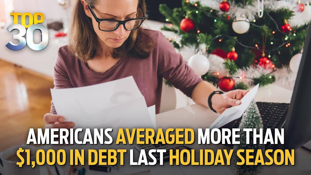 Top 30 News: How Not to Overspend This Holiday.