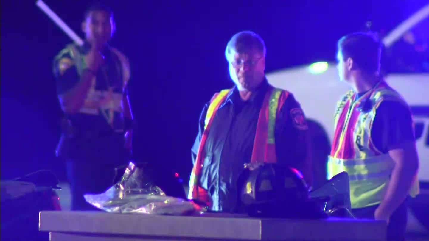VIDEO: Hwy 90 fatal accident