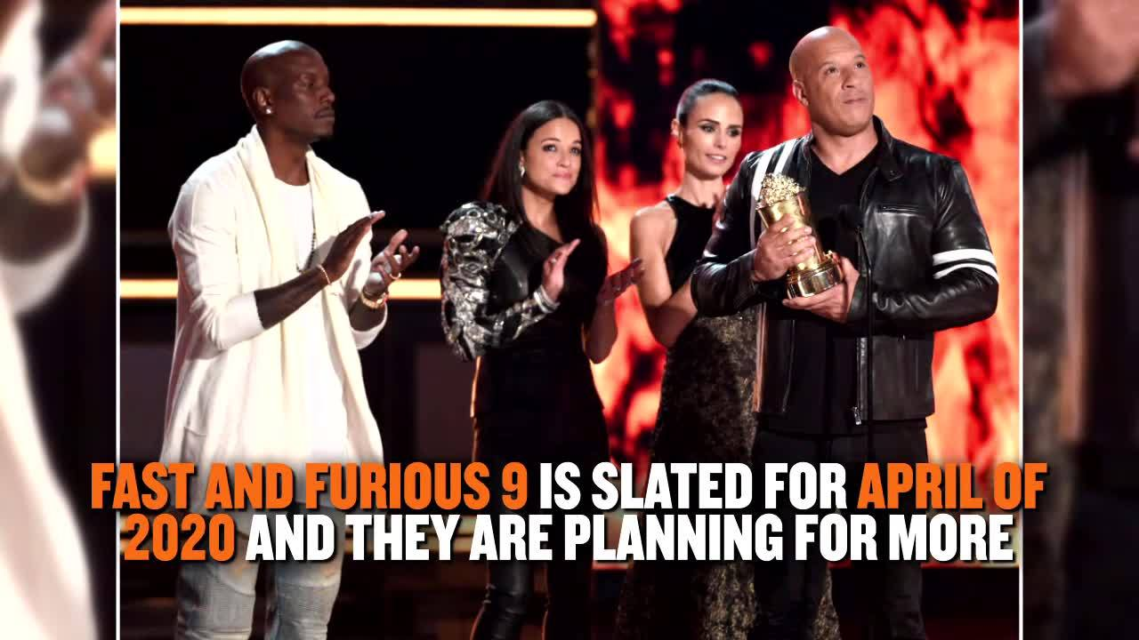 Dish Nation News: The Fast and Furious' is coming back!