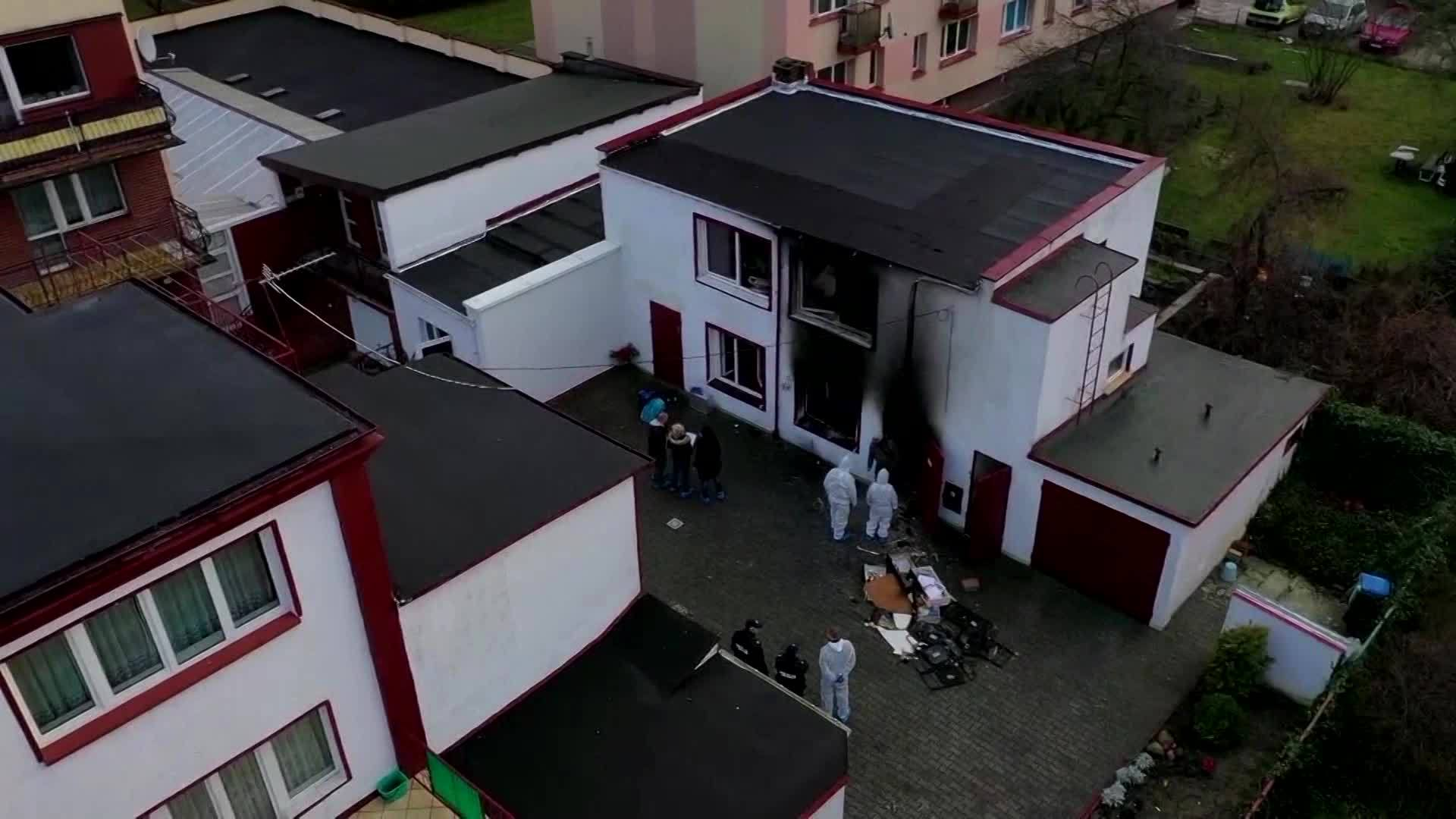 Faulty wiring likely cause of 'Escape Room' fire in Poland