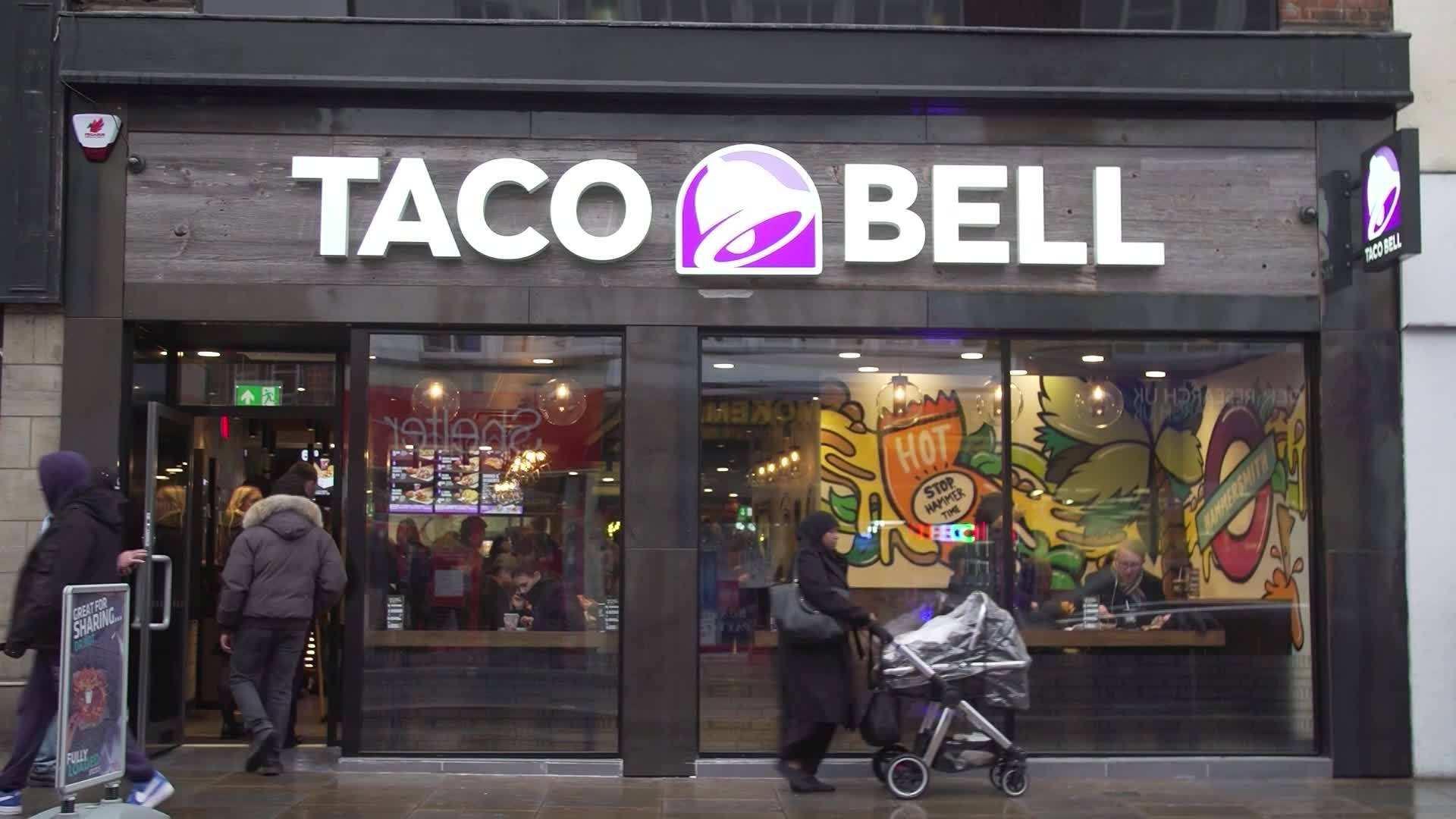 Taco Bell testing out vegetarian menu